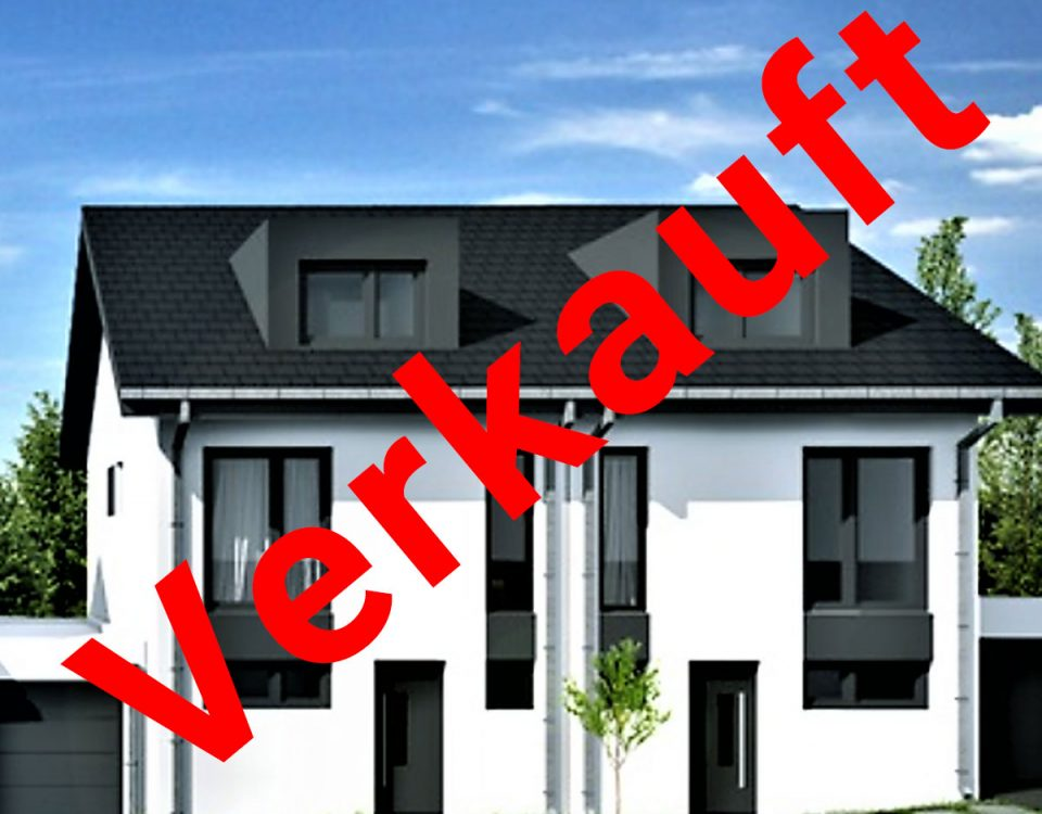 Moderne Doppelhaushälfte kaufen   Immobilienmakler Bonn