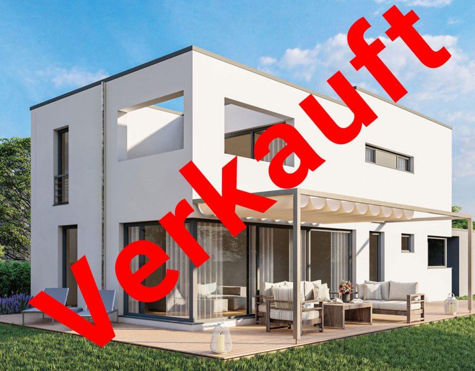 Moderne Stadt Villa Außenansicht   Immobilienmakler Bonn