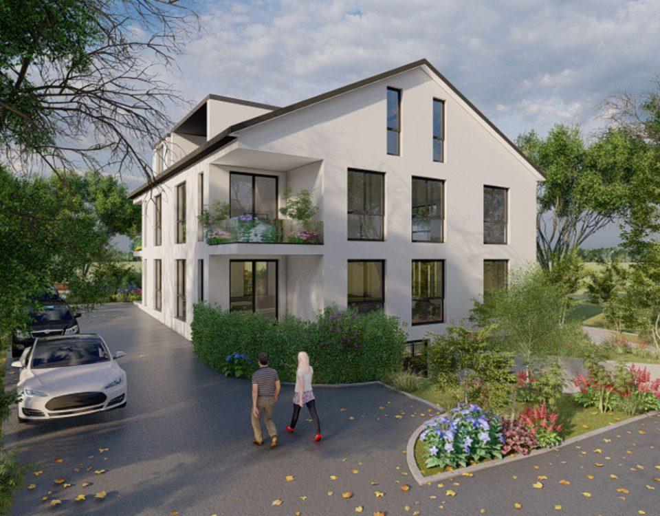 Hochwertiges Neubauprojekt   Immobilienmakler Bonn